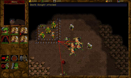 Warcraft II: Tides of Darkness/Beyond the Dark Portal